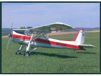 Aero L-60 Brigadyr, privat