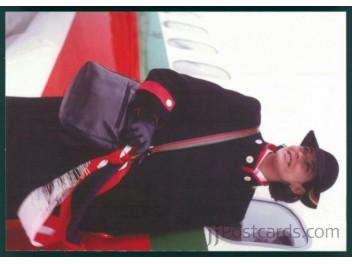 TAP air hostess
