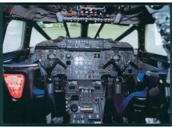 Cockpit, Air France Concorde