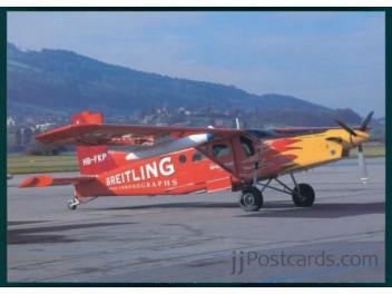 Breitling, Pilatus PC-6