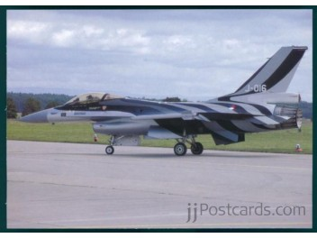 Air F. Czech Rep., F-16 Fighting Falcon