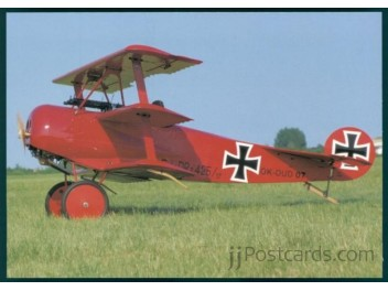 Fokker Dr. I, private ownership