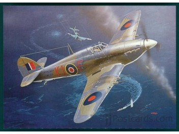 Royal Navy, Hurricane