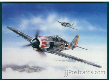 Air Force Germany, Fw 190