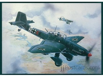 Air Force Germany, Ju-87