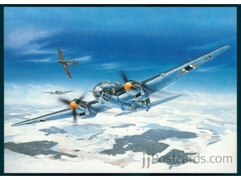 Air Force Germany, He 111