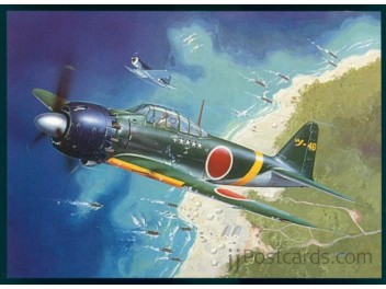 Air Force Japan, Mitsubishi A6M5