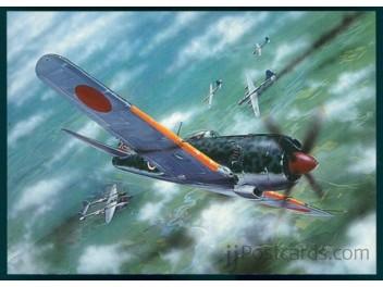 Air Force Japan, Nakajima Ki-84 Hayate