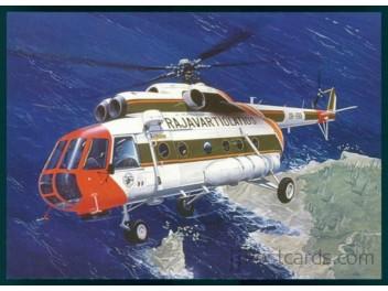 Grenzwache Finnland, Mi-8