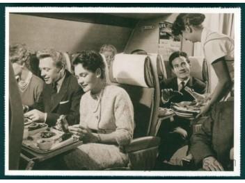 Swissair, cabin/air hostess