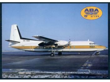 ABA Air, F27