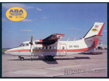 ABA Air, Let 410
