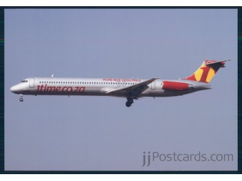 1Time, MD-80