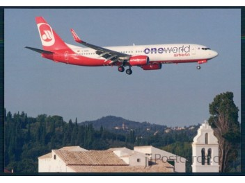 Air-Berlin/oneworld, B.737
