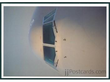 Cockpit, Boeing 747