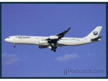 Iran Aseman Airlines, A340