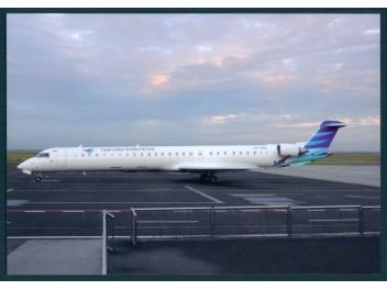 Garuda, CRJ 1000