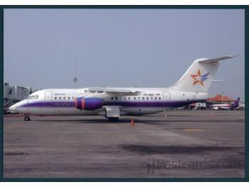 Aviastar (Indonesia), BAe 146