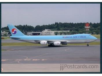 Korean Air Cargo, B.747