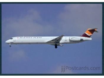Kish Air, MD-80