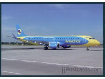 AeroSvit, Embraer 190