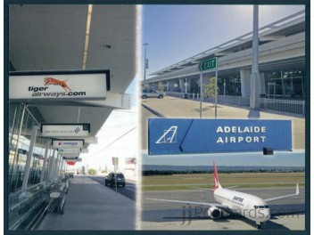 Airport Adelaide, 3 views
