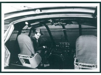 Cockpit, Hughes H-4 Spruce Goose