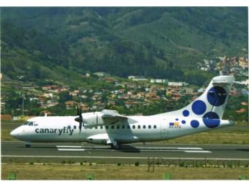 Canar Fly, ATR 42