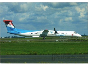 Luxair, DHC-8