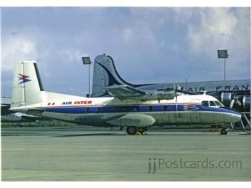 Air Inter Nord 262, Air France DC-4