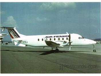 Proteus Airl./Air France, Beech 1900