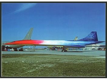Aérospatiale / BAC, Concorde