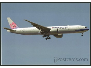 China Airlines, B.777