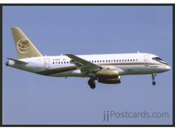 Center-South Airlines, Sukhoi SJ 100
