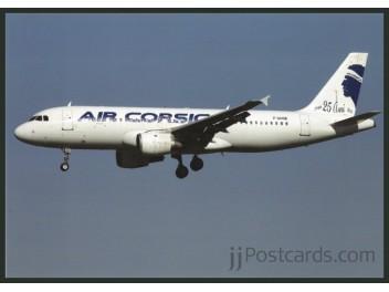 Air Corsica, A320