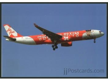 Air Asia X, A330