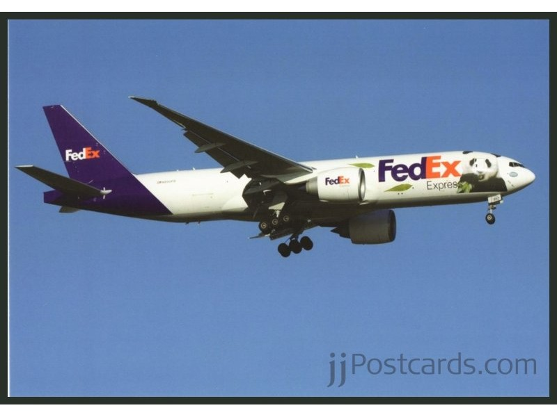 Fedex Express B: FedEx Express B727-200 C-FMEA EzToys – Billy Knight