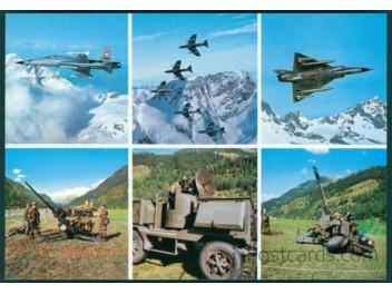 AF Switzerland, F-5 Tiger II, Hunter etc.