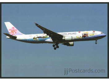 China Airlines, A330