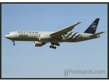 Alitalia/SkyTeam, B.777