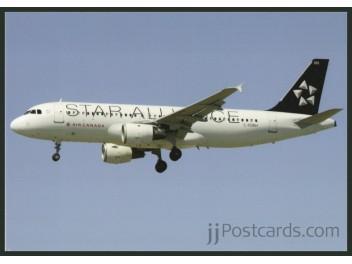 Air Canada/Star Alliance, A320