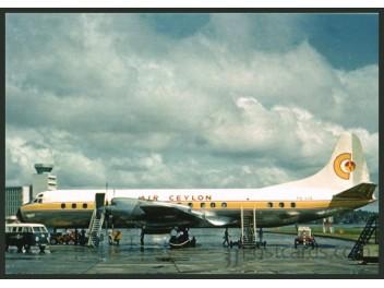 Air Ceylon, Electra