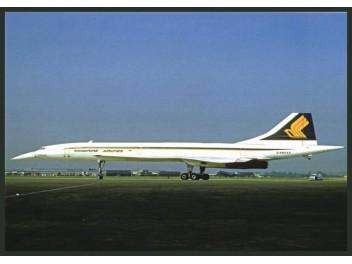 Singapore Airlines, Concorde