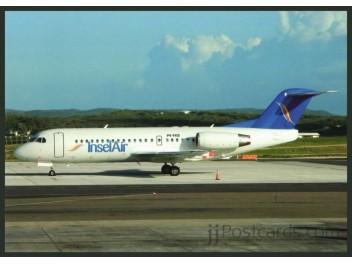 Insel Air Curaçao, Fokker 70