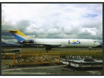 LAS Cargo, B.727