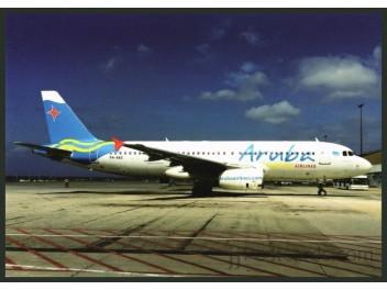 Aruba Airlines, A320