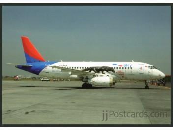 Sky Aviation, Sukhoi Superjet 100