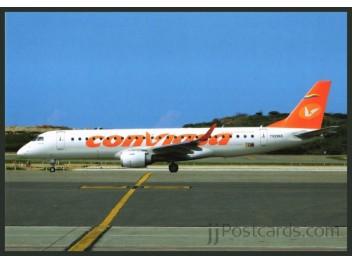 ConViasa, Embraer 190