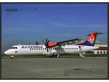 Air Serbia, ATR 72