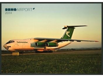Turkmenistan, Il-76